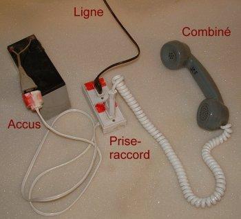 Telephone - Reparation telephone plan de campagne ...